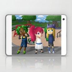 At the Playground Laptop & iPad Skin