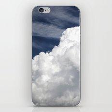 Cumulus Clouds iPhone & iPod Skin