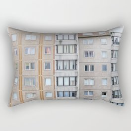 East of Berlin, Germany Rectangular Pillow