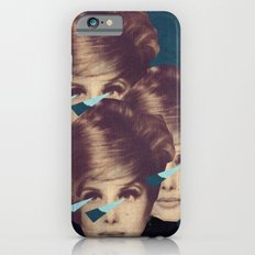 Triplets With Those Eyes iPhone 6s Slim Case