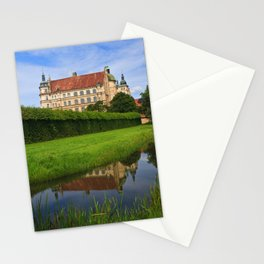 castle of Güstrow Stationery Cards