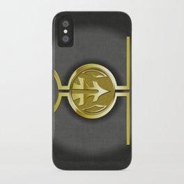 White Ranger Vest iPhone Case