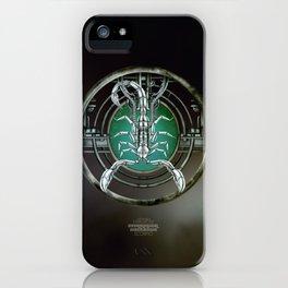 """Astrological Mechanism - Scorpio"" iPhone Case"