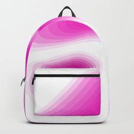 Pink cloud Backpack