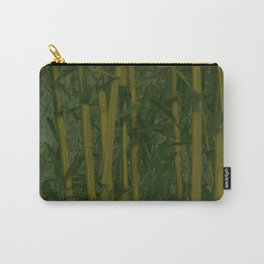 Bamboo jungle Carry-All Pouch