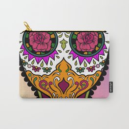 Sugar skull #4 Carry-All Pouch