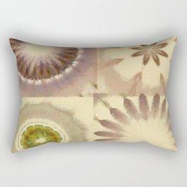 Bangles Proportion Flowers  ID:16165-105758-18940 Rectangular Pillow