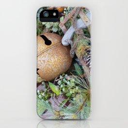 Sleigh Bell iPhone Case