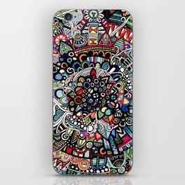 Color x Mandala iPhone Skin