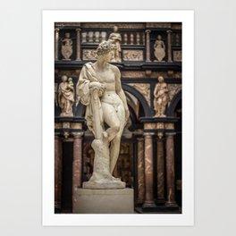Apollo by Pietro Francavilla 1577 Art Print