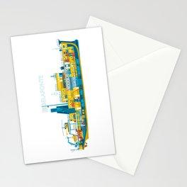 BELAFONTE - The Life Aquatic with Steve Zissou Stationery Cards