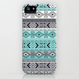 Indian Pattern I iPhone Case