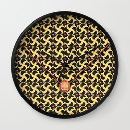 Gilded Cage Envelope Wall Clock