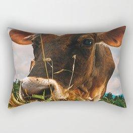 Dairy Cow Rectangular Pillow