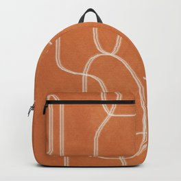 Abstract Line 3 Backpack