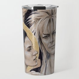 """""""And I have done it all for you"""" Travel Mug"""