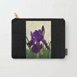 Purple Iris DP150530 Carry-All Pouch