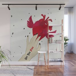 Set you free Wall Mural