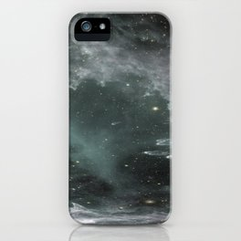 SPACE W5 iPhone Case