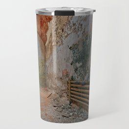 Abandoned Prison Cell Travel Mug