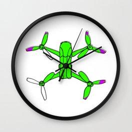 new species: drone Wall Clock