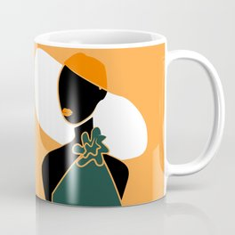 Midnight Citrus - Lady No 02 Coffee Mug