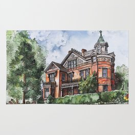 Armstrong Mansion Rug