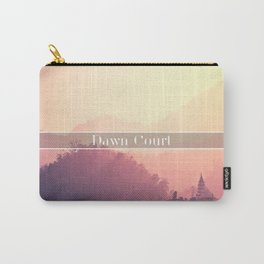 Dawn Court Carry-All Pouch
