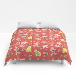 Holiday Treats Comforters