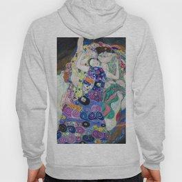 Gustav Klimt - The Virgin Hoody