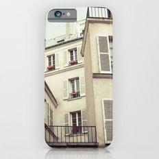 Paris Architecture iPhone 6s Slim Case