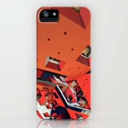 Madhouse iPhone Case