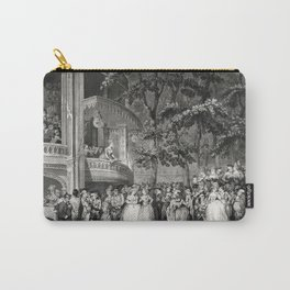 Vauxhall Gardens 1785 Carry-All Pouch