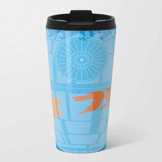 Empire Fish Bowl Metal Travel Mug