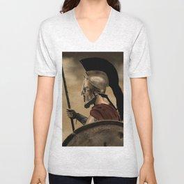 Leonidas  Unisex V-Neck