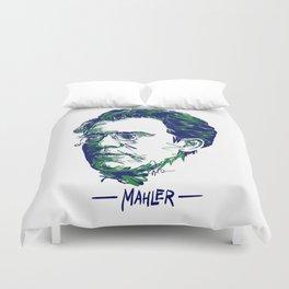 Gustav Mahler Duvet Cover