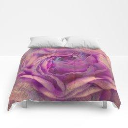 Vintage Rose (5) Comforters