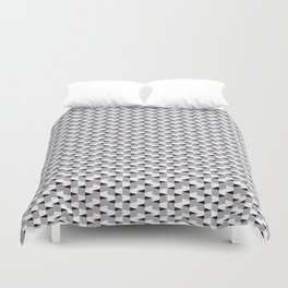 Cubic Perspective Duvet Cover