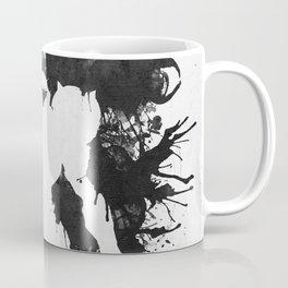 Samus Aran Metroid Geek Psychological Diagnosis Ink Blot  Coffee Mug