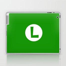 Nintendo Luigi Laptop & iPad Skin
