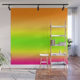 Summer Colors Gradient Wall Mural