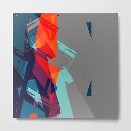 9517 Metal Print