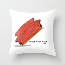 Pivot Throw Pillow