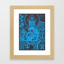 Hosadyna Framed Art Print
