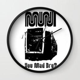 Munition Mad Wall Clock