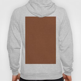 Burnt Orange x Simple Color Hoody