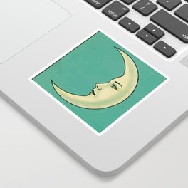 Luna Tarot Sticker