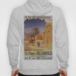 Affiche Expo Delahogue Bodinière 1908 Hoody