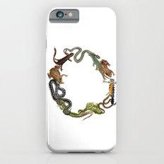 Reptile Wreath Slim Case iPhone 6s