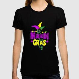 Mardi Gras Carnival Louisiana Costume T-shirt